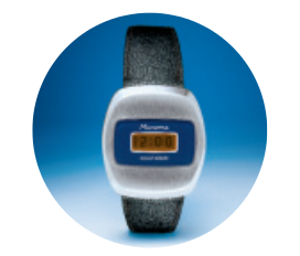 The Microma watch